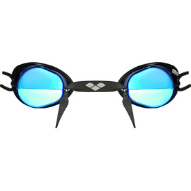 arena Swedix Mirror Svømmebriller, smoke-blue-black